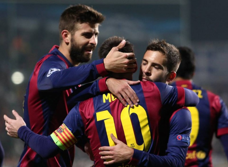 Barcelona gromi, Chelsea podobnie!