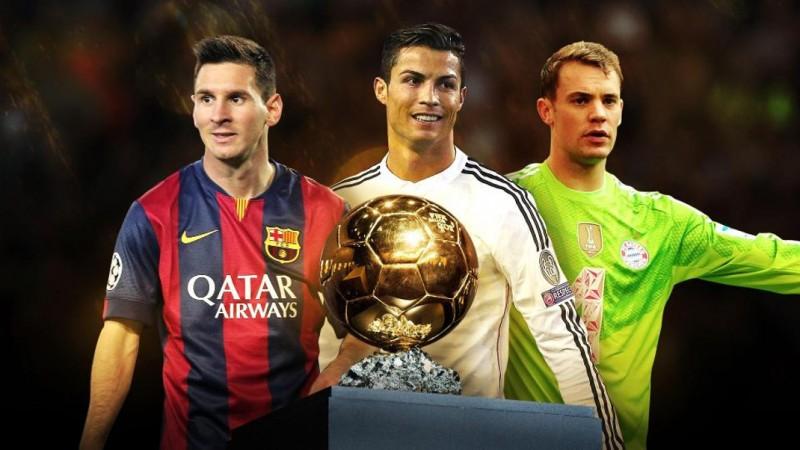 Ballon d'Or shortlist