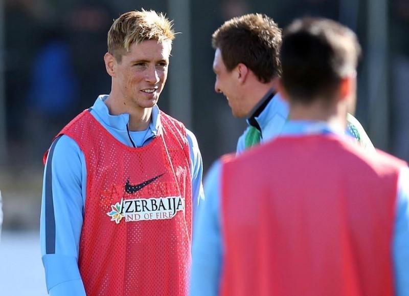 Torres już trenuję :D