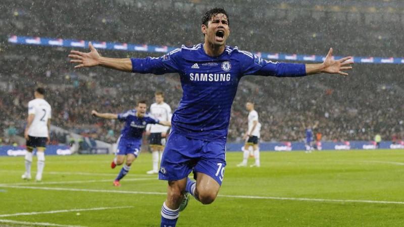 Świętowanie kibiców Chelsea gwarantowane