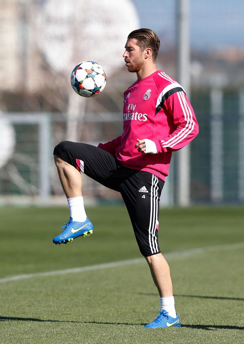 Ramos wrócił do treningów!