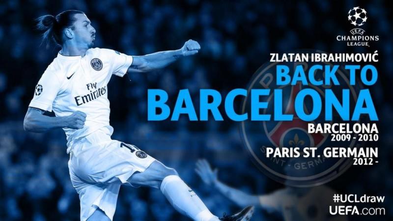 Zlatan Ibrahimović - Barcelona