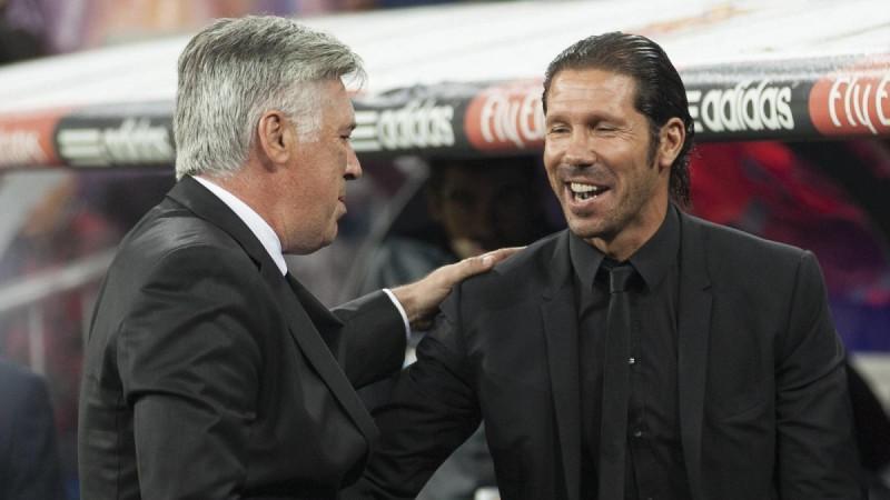 Carlo Ancelotti czy Diego Simeone?