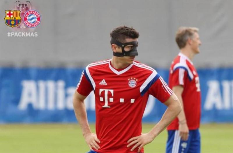 Bayern nie może przegrać z Barceloną