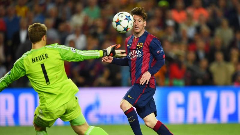 Wczorajszy, magiczny dzień! Wielka Barça, wielki Leo Messi! Barça bliżej Berlina!