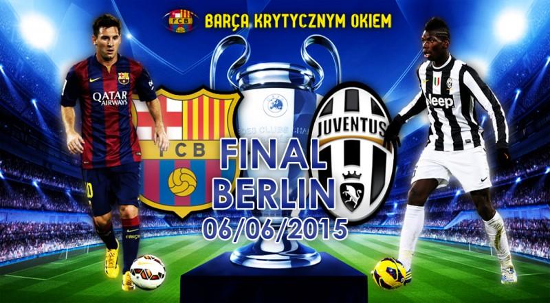 Bez Gran Derbi w finale, Juventus dołącza do Barcelony w Berlinie!