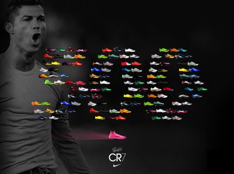 Takimi butami CR7 strzelił 500 goli w swojej karierze