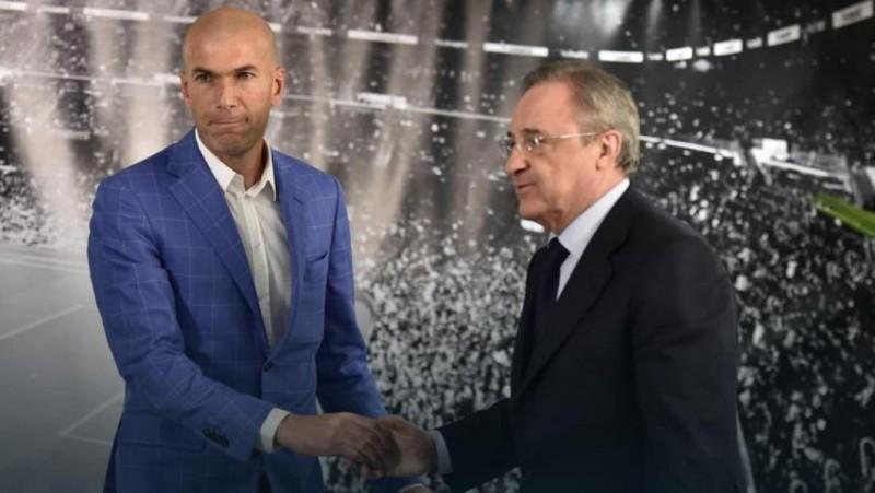 Real jak Barcelona, Zidane jak Guardiola