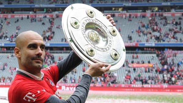 Sto lat Pep Guardiola!