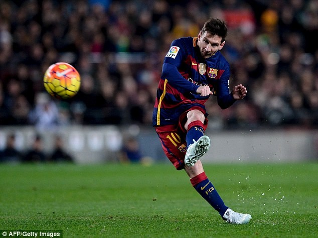 Lionel Messi has ruled out leaving Spanish giants Barcelona for another European club