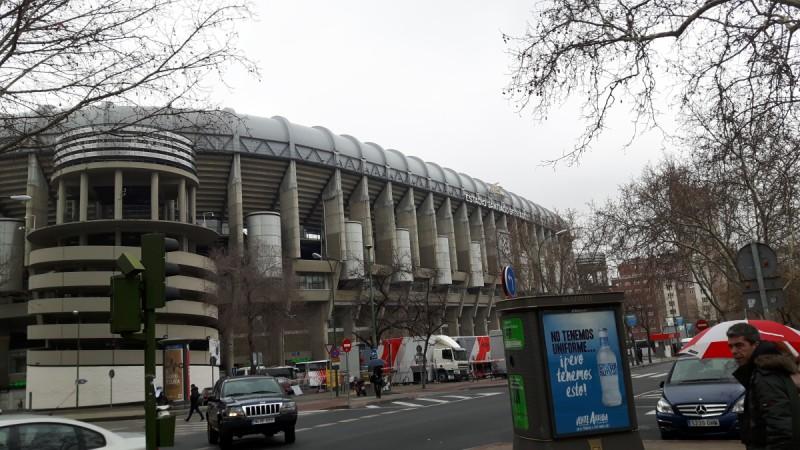 Pozdrowienia z Madrytu