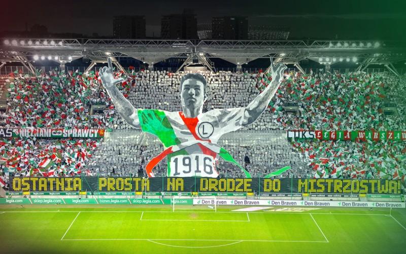 Legia Warszawa w finale Ligii Europy?