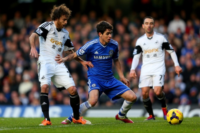 Chelsea vs. Swansea City