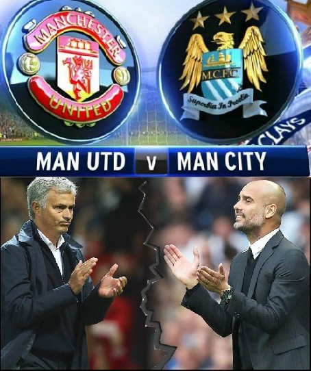 Dziś pojedynek Manchester United - Manchester City ...