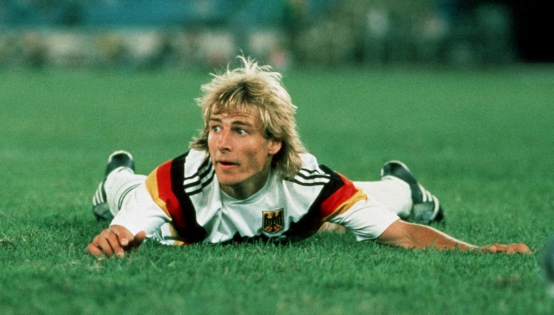 The Legend - Jurgen Klinsmann