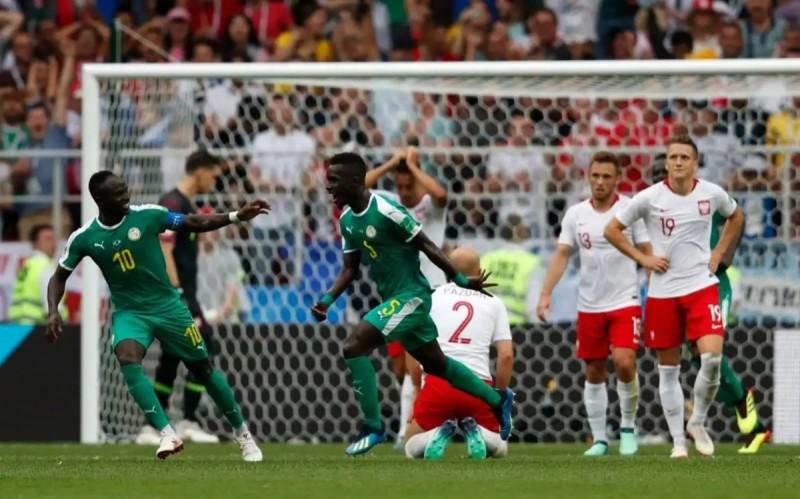 Senegal 2 - 1 Polska