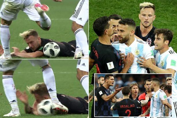 Argentyna 0 - 3 Chorwacja