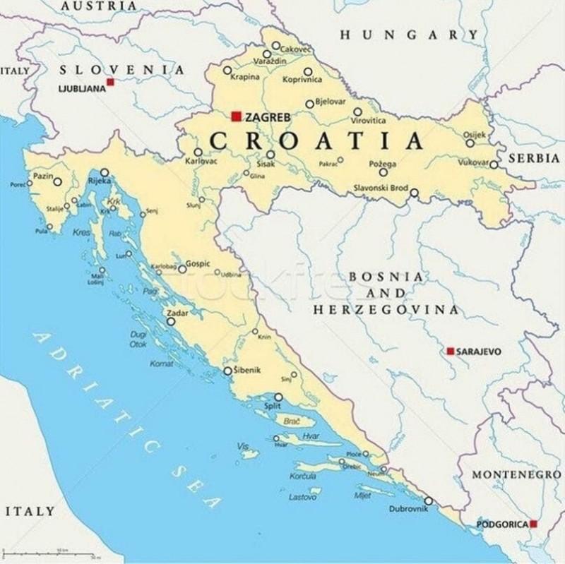 Chorwacja 2-1 Anglia.Chorwacja w finale