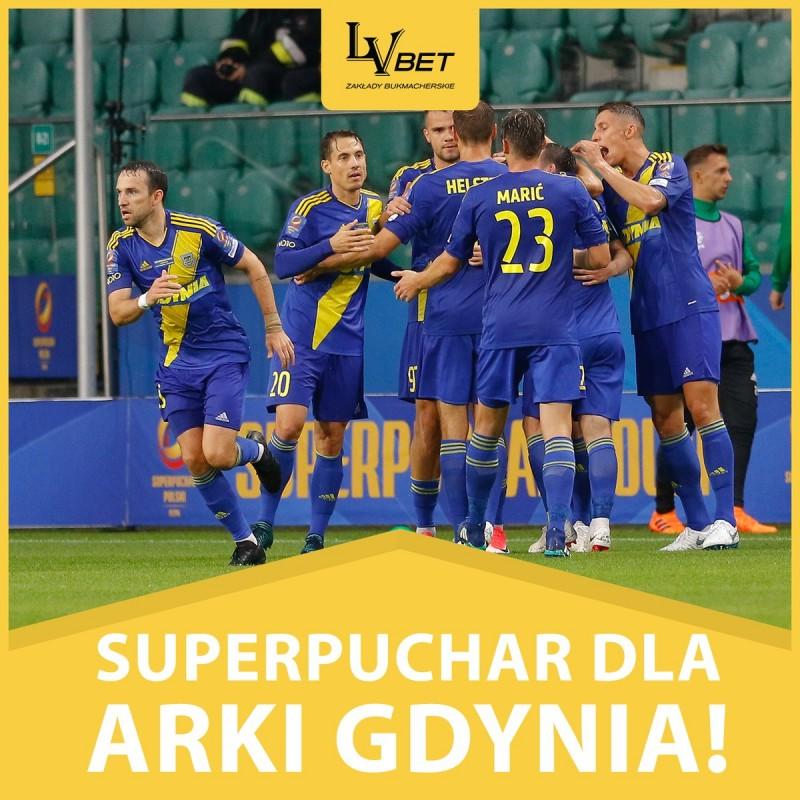 Arka wygrywa z Legia 3-2