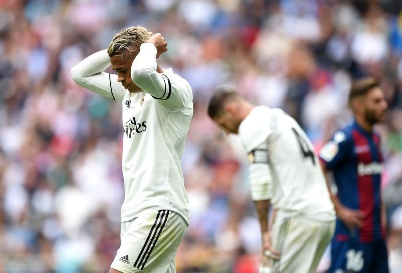 Straszny kryzys Real Madryt
