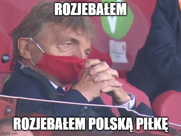 Polska 3 mecze na euro i do domu