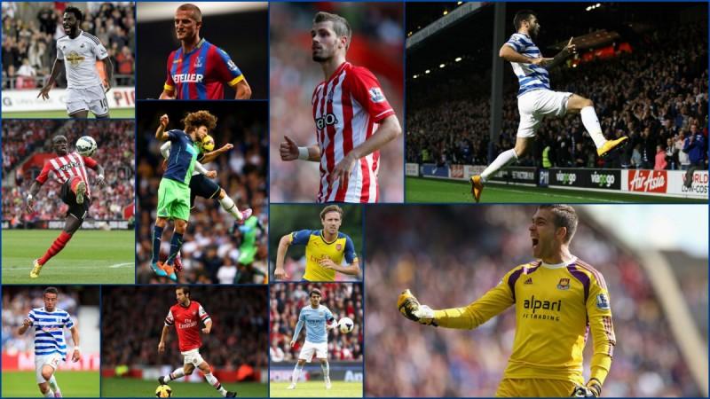 Jedenastka 9. kolejki Premier League. Ze sporym opóźnieniem, ale jest. :)
